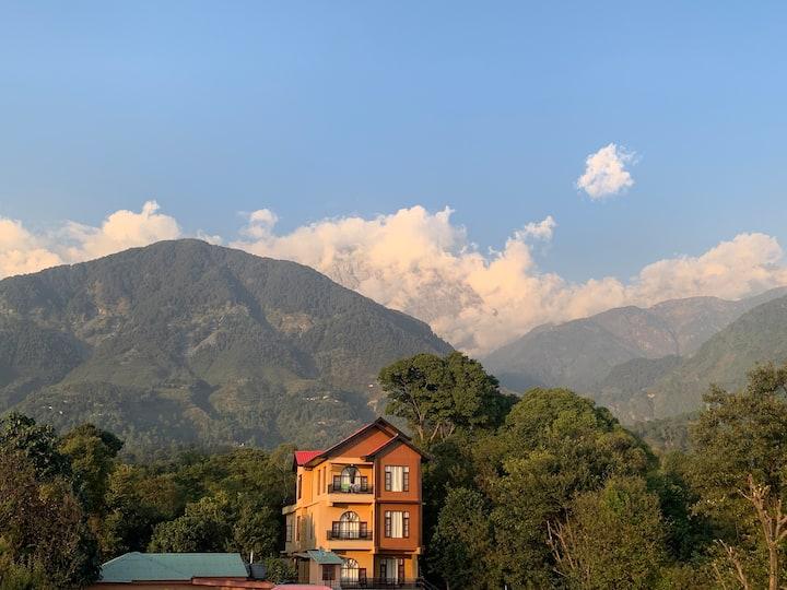 Sojourn Pratiksha 2 suites apartment Dharamshala