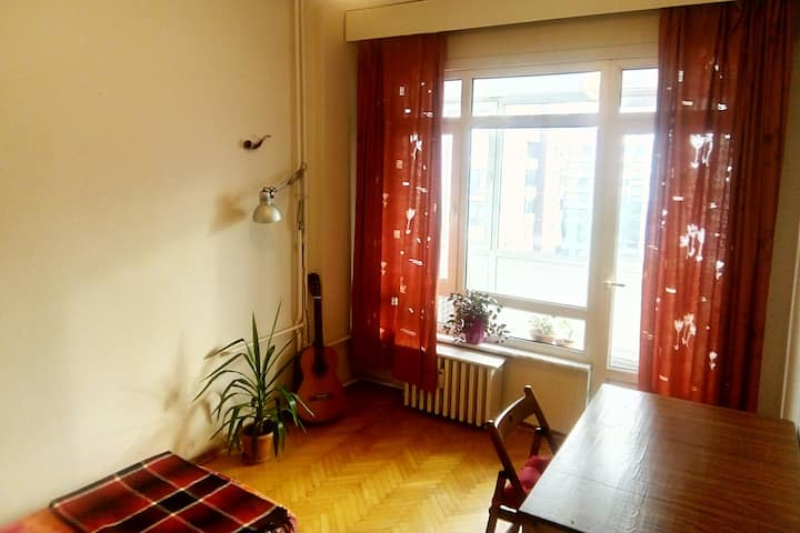 Sunny Room in Asian side / Kadikoy