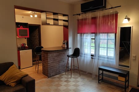 Apartment with sauna close to city center