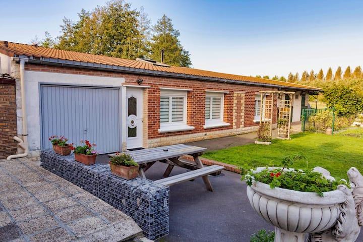 Beuvry :Dans notre propriété logement entier