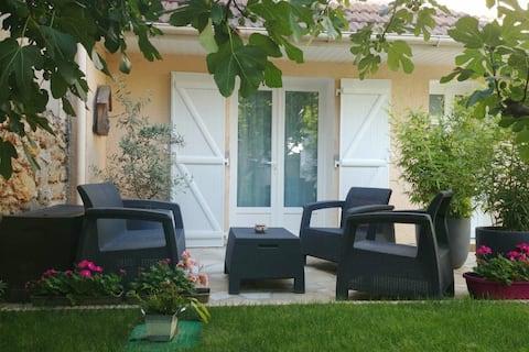 Appartement T2 avec terrasse proche Orly et Paris