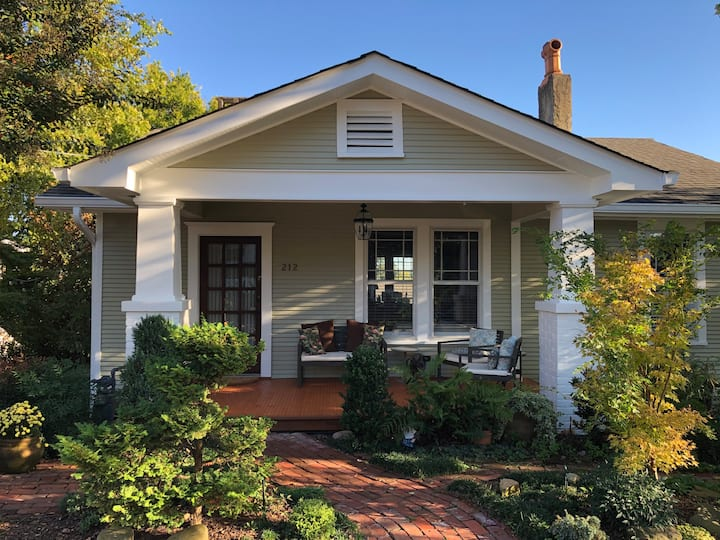 Downtown North Chattanooga Bungalow