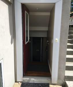 """Door width is 81 cm (32"""")."""