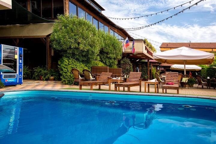 Бутик-отель La Terrassa