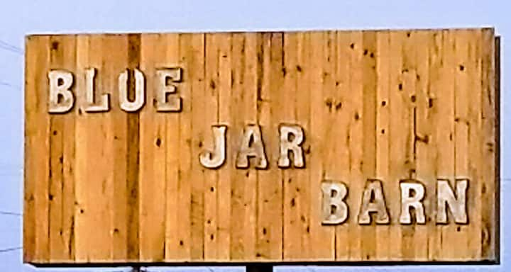 Blue Jar Barn Camping