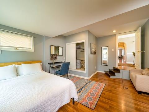 Beds on Berkeley an urban 2 bedroom apartment