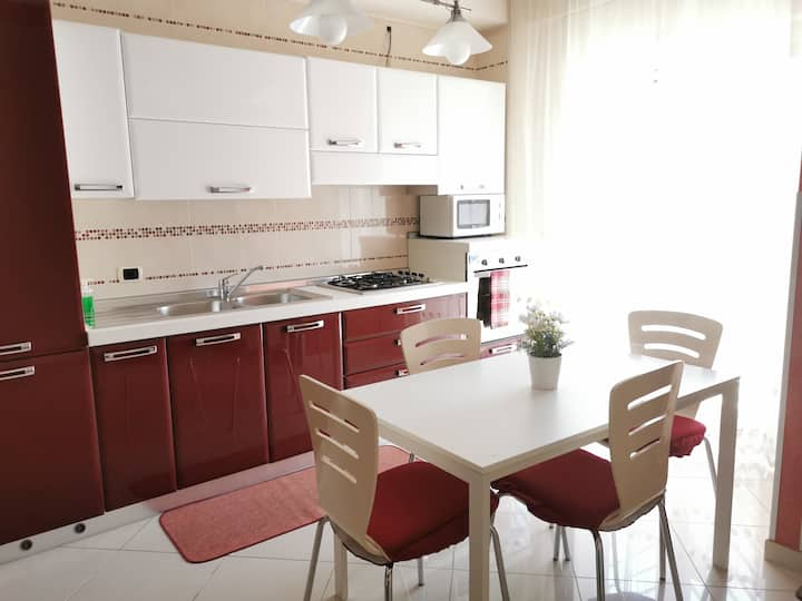 "Guest House ""Chilli"" -Apartment with garden-"