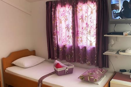 Room Zanetic with lovely private terrace