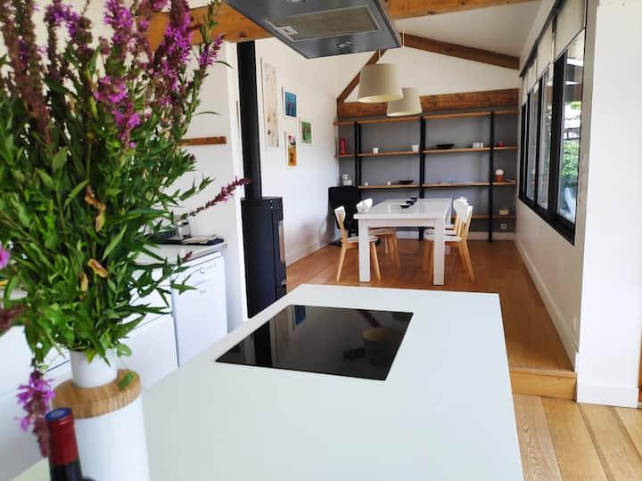 Charmante maison avec piscine - Jarnac - Cognac