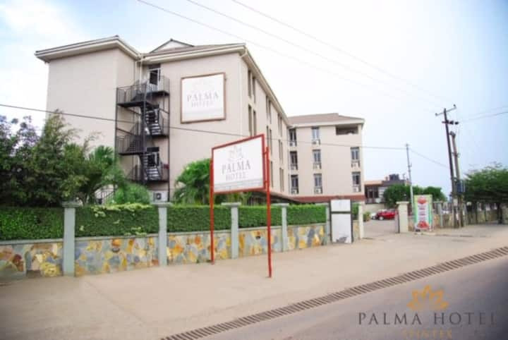 Promo!! 2 Bedroom Fully Furnished apartment