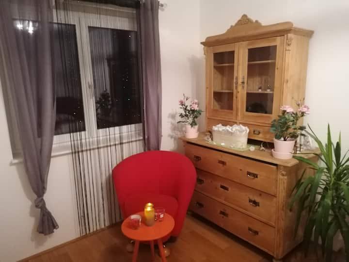 Abendrot Einzelzimmer Nähe Linz/Wels/Steyr