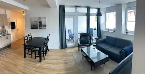 Apartamento tranquilo exclusivo Meppen Emsland, céntrico