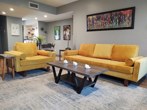 Robin's Nest-Quiet Convenience for Work & Families