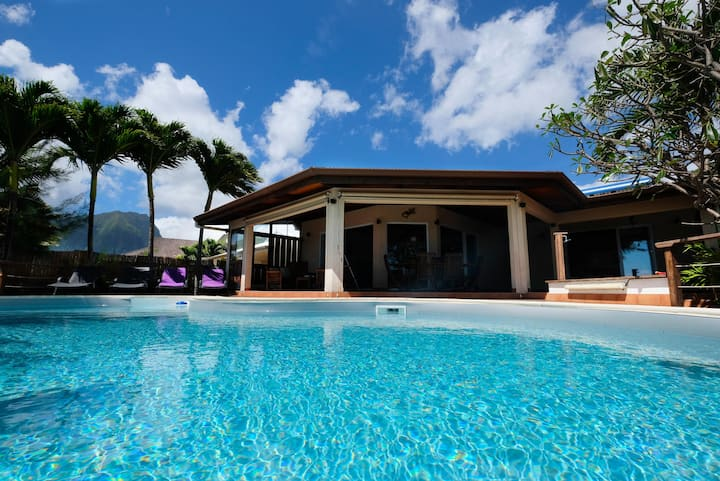 Villa Julietta by ENJOY VILLAS MOOREA
