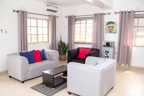 ARO|Apartments: Ensuite 2 Bed Flat (Ogba, Ikeja)