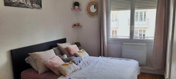 Magnifique appartement en plein coeur de Caen