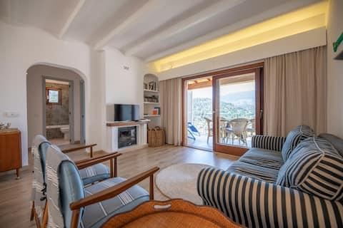Two bedrooms flat in Port de Sóller L12E 8677