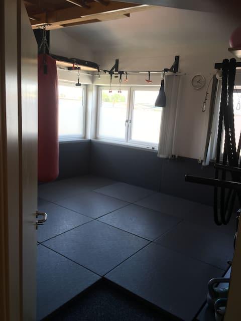 Room (16 m²) in Kolbermoor close to Rosenheim