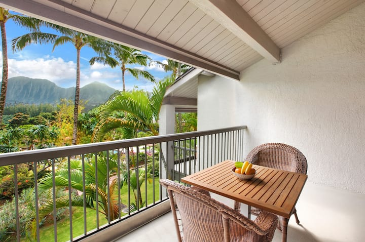 Hidden Gem within Hanalei Bay 1 BR Condo