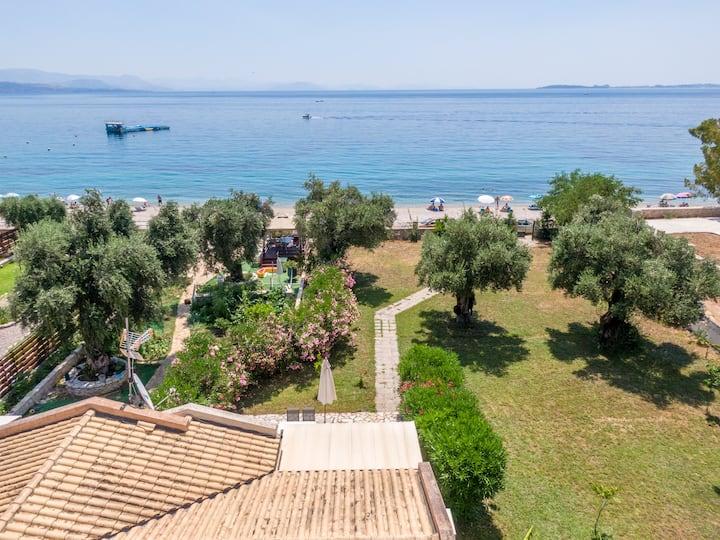 Barbati Beach Holiday Apartment