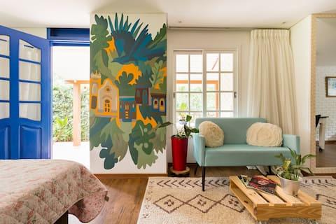 Cozy Small Studio in Lagoa da Conceição