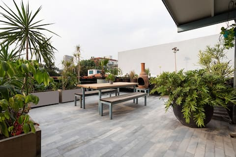 ❤Rooftop Terrace apt. w/view  + great location