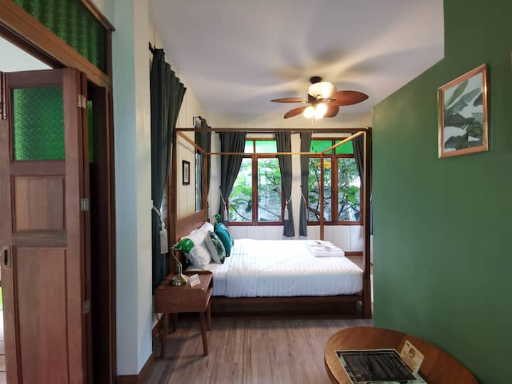 Baan Leum Payla Homestay: Keaw Bai Care Room