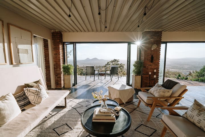 Nyumba Ndoto, Dream house with unreal views