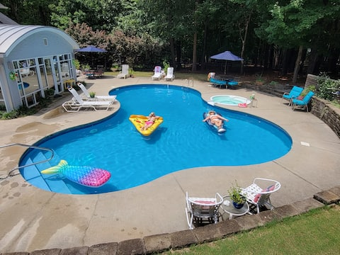 Changes In Latitudes Pool & Suite Raleigh NC.