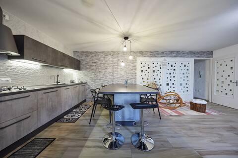 appartamento completamente rinnovato