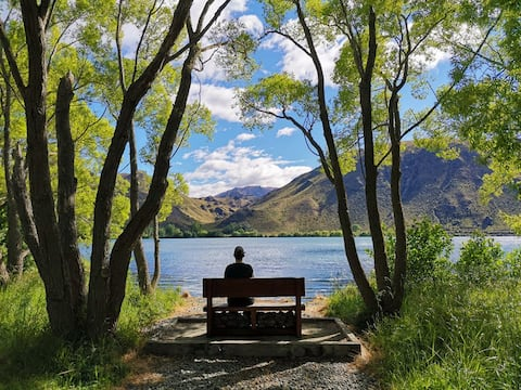 Totara View - D40 - high country mountains & lakes