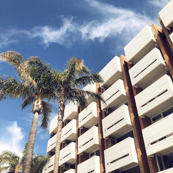 Indian Ocean Hotel - Deluxe room