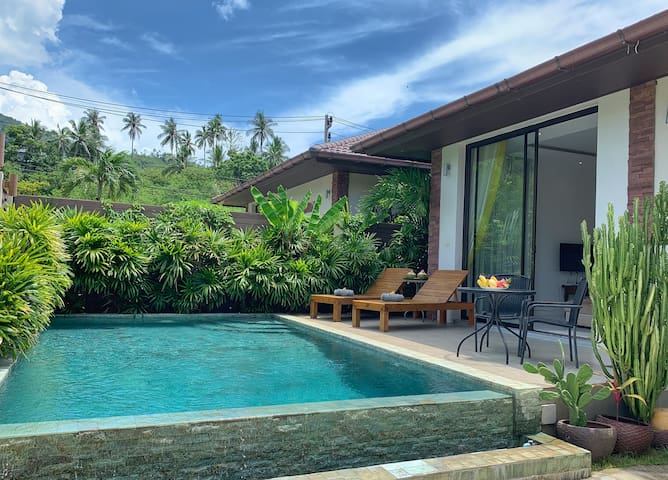 Beautiful Villa 2 bedrooms with private pool