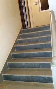 Široké chodby