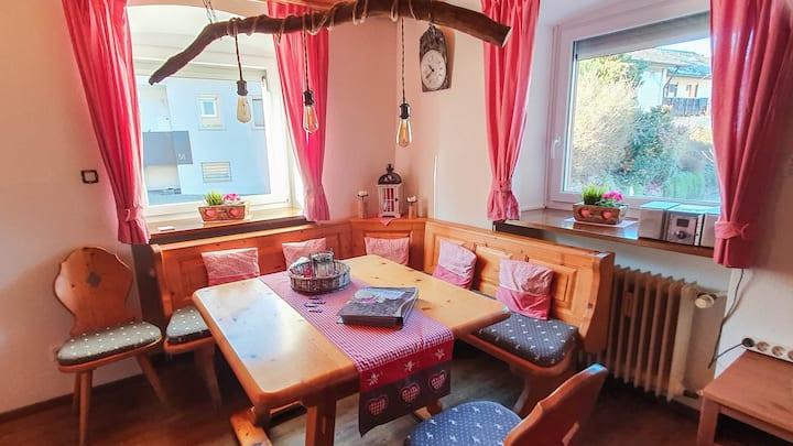 Gemütliche 2-Zimmerwohnung im Schwarzwaldstil