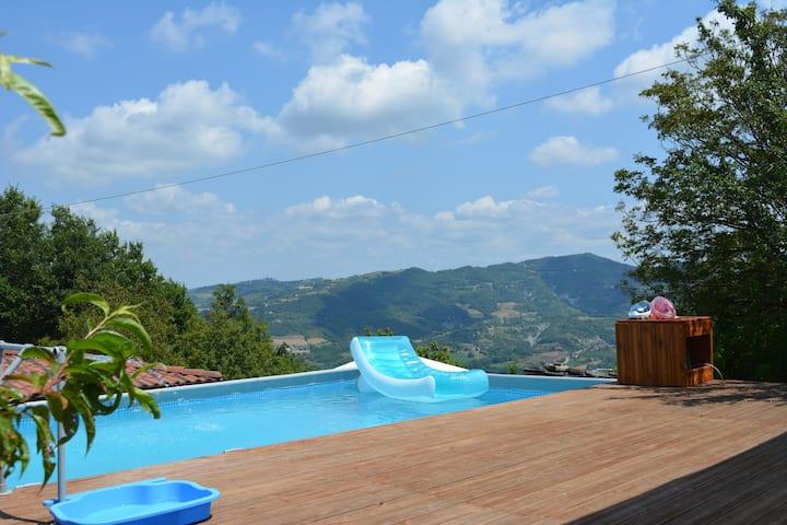 Casa Barisone, familiehuis ideaal voor 2 gezinnen