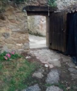 puerta de entrada, entrada al jardín