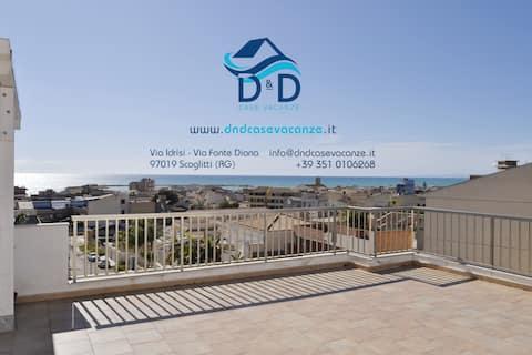 """D&D Case vacanze """"Corinto""""- Scoglitti (RG)"""