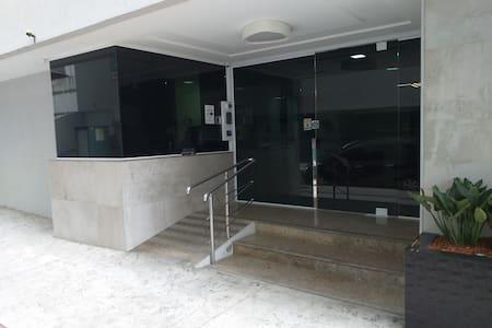 Entrada principal do edificio