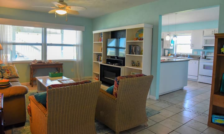 Life's Just Beachy 2 BR Ocean Front Home