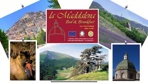 """Stanza privata nel centro B&B """"La Maddalena"""""""