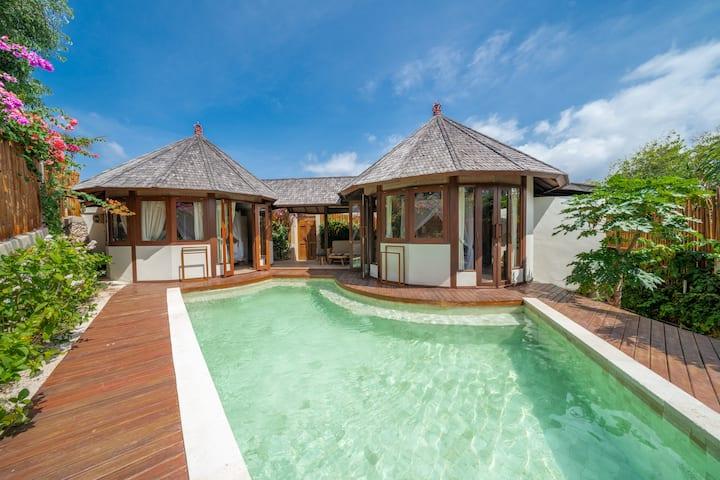 Villa Mahana - 2 bdr - Charming Villa Blue Lagoon