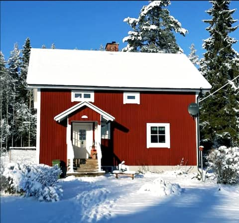 Björklunda, cozy B&B in Lappland (incl. Breakfast)