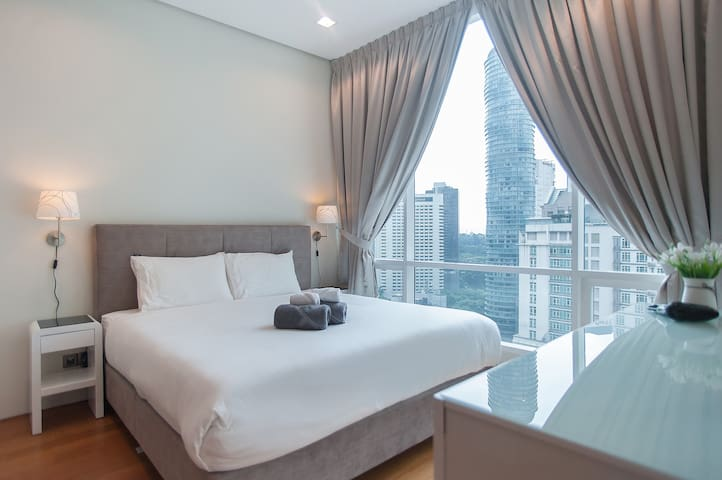 King Beds Apartment - Soho Suites KLCC 👍🏻🌟