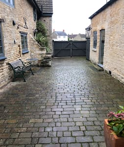 Pathway in courtyard totally accessible.