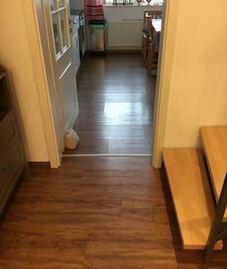 Zugang zur Küche im Erdgeschoss