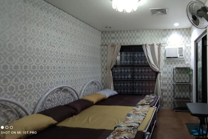 Room 3 A for 6 Pax Asian Size
