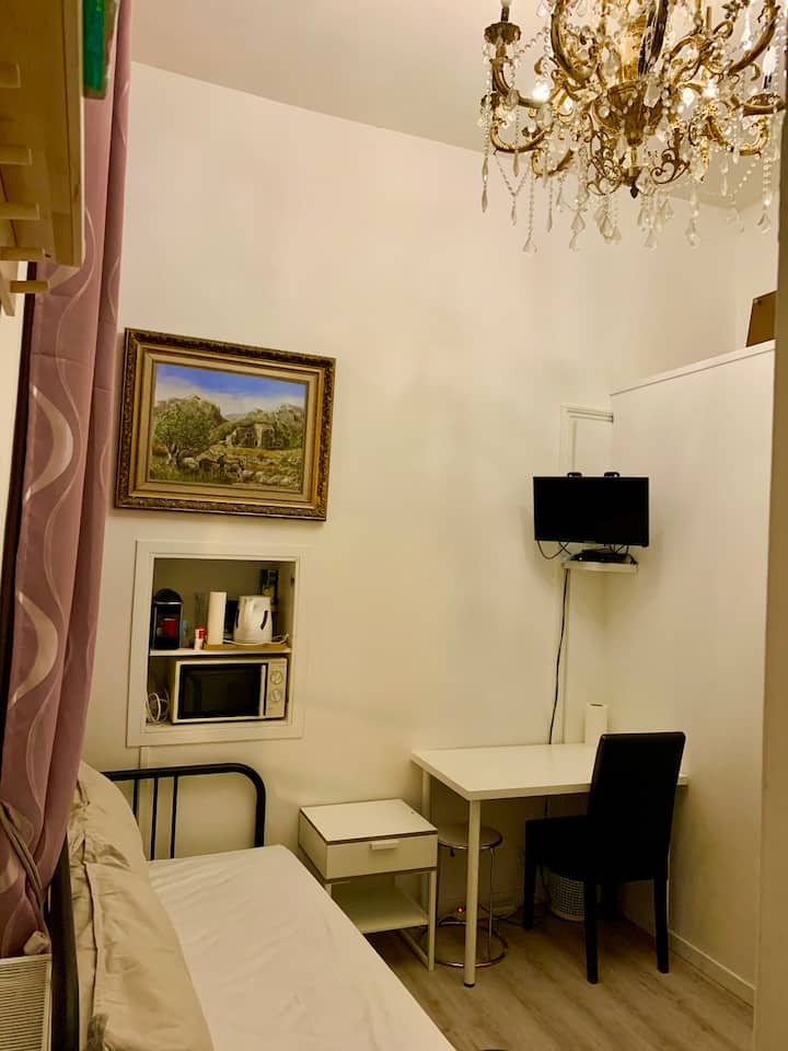 Comfortable Studio in the Heart of Paris