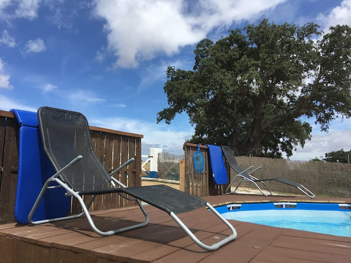 Country House T2 with Private Pool