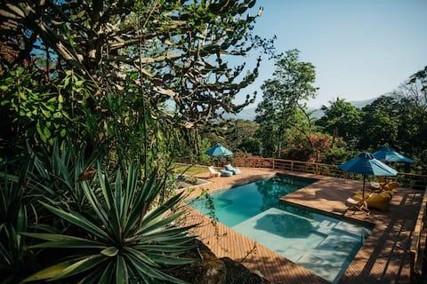 Garden Cottage Double room - Rukgala Retreat